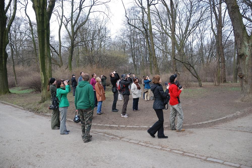 Inauguracja Spring Alive w parku Skaryszewskim w Warszawie