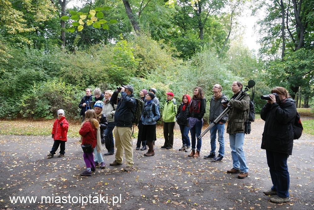 EDP 2012 w parku Skaryszewskim